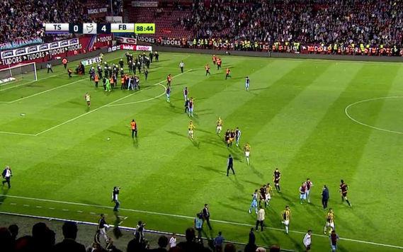 Trabzonspor - fenerbahce ertelendi