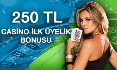 Superbetin Casino Bonusu
