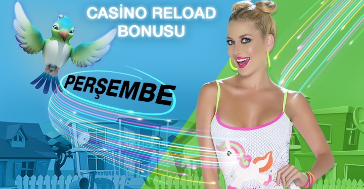 Süperbetın 1 Haziran Casino Reload Bonusu