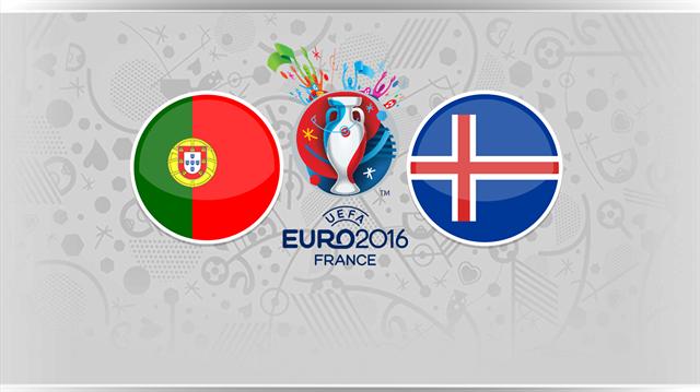 Superbetin Portekiz 1 - 1 İzlanda Maç Özeti