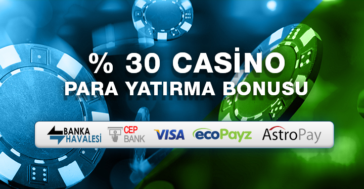Superbetin 30 casino deposit bonus