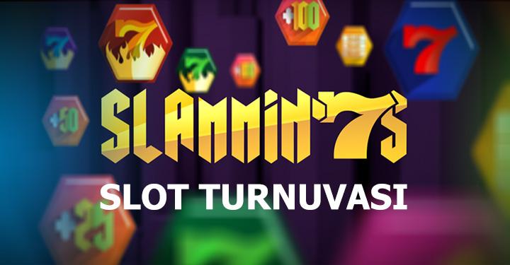 Süperbetin slammin 7s slot turnuvası
