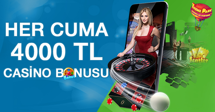 superbetin hercuma 4000tl Casino Bonusu