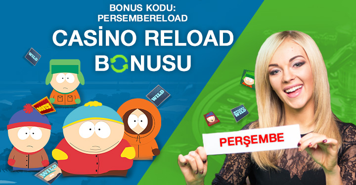 süperbetin Casino Reload Bonusu