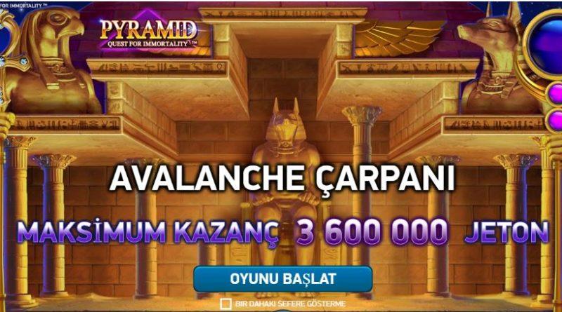 Süperbetin Casino Pyramıd Slot