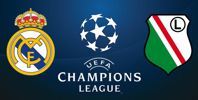 Superbetin Real Madrid - Legia Warszawa canlı