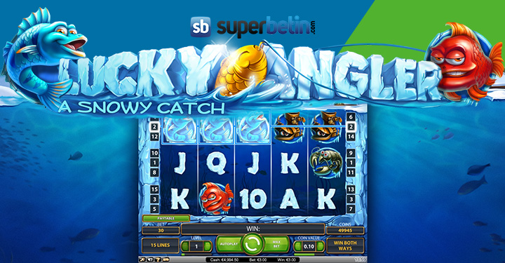 Süperbetin Casino lucky angler