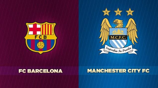 Süperbetin Barcelona - Manchester City Canlı