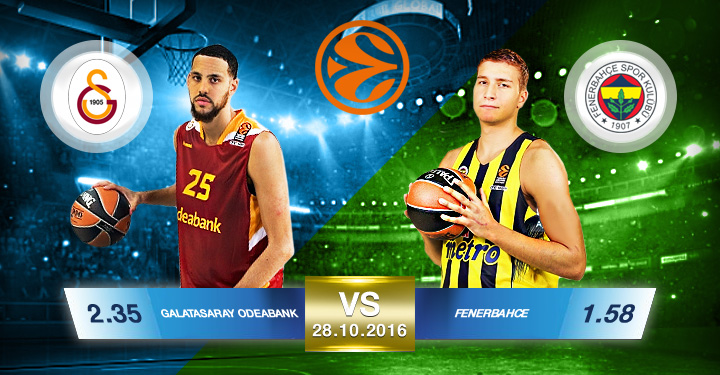 Süperbetin Galatasaray Odeabank - Fenerbahche