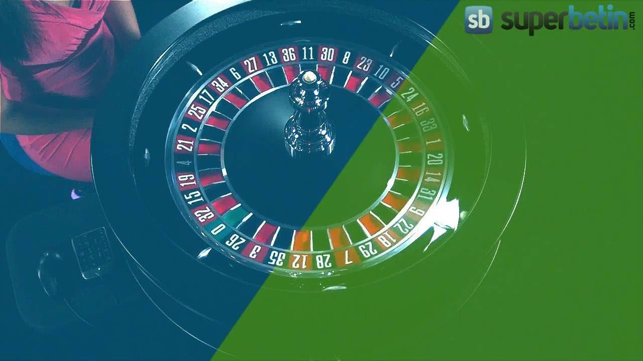 Superbetin Casino Rulet