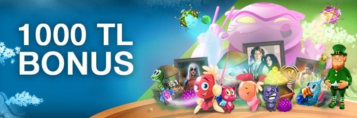 Superbetin'de ISoftBet Oyunlarına 1000 TL Bonus Kazanma Fırsatı