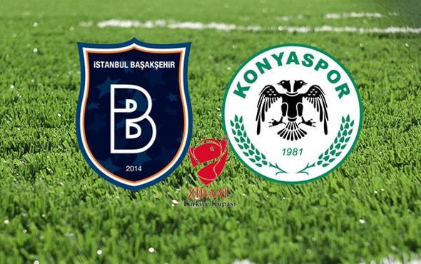 Başakşehir Konyaspor Canlı İzle 31 Mayıs 2017