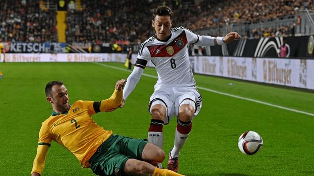 Avustralya Almanya Canlı İzle 19 Haziran 2017