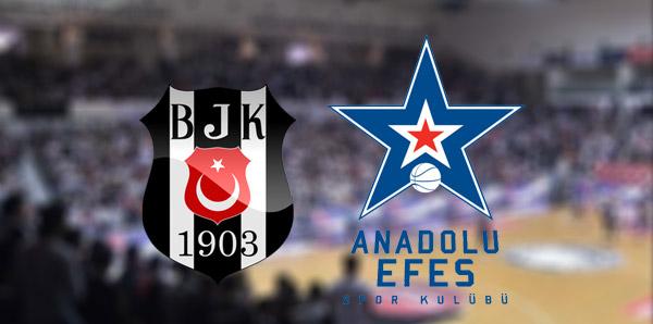 Anadolu Efes Beşiktaş Canlı İzle 3 Haziran 2017