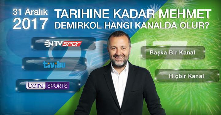 Mehmet Demirkol Hangi Kanalda