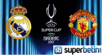 Real Madrid Manchester United Maçı Hangi Kanalda