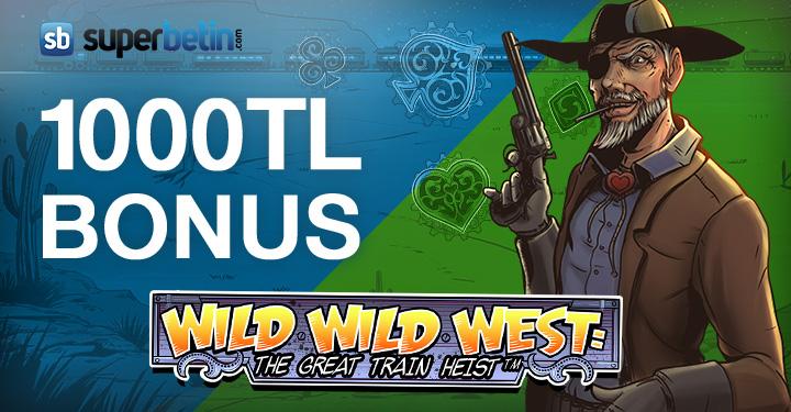 1000 TL Slot Bonus Kampanyası