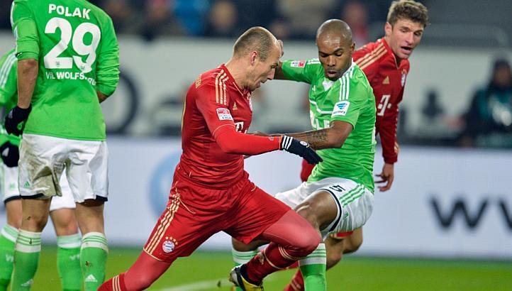 Bayern Munchen Wolfsburg