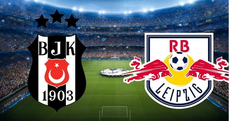 Beşiktaş Leipzig Maçı Canlı izle