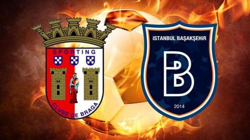 Sporting Braga Medipol Başakşehir Maçı Canlı izle 28 Eylül 2017
