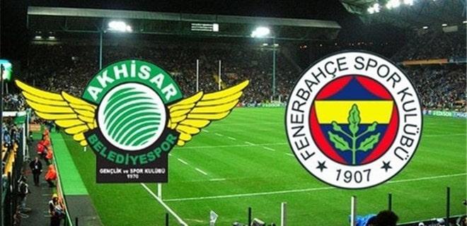 Akhisarspor Fenerbahçe Maçı Canlı izle 29 Eylül 2017