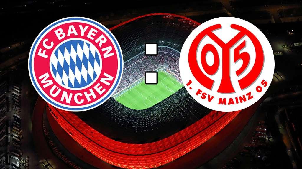 Bayern München Mainz 05