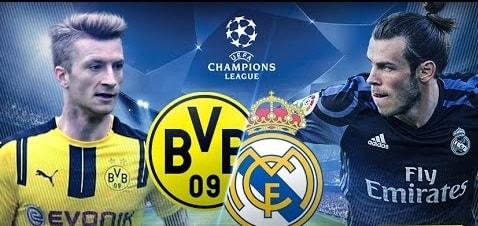 Borussia Dortmund Real Madrid Maçı Canlı İzle