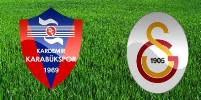 Galatasaray Karabükspor Maçı Canlı izle 30 Eylül 2017