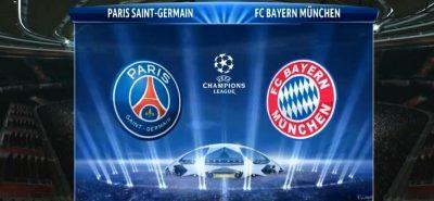 Paris Saint Germain Bayern München Maçı Canlı İzle