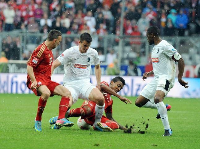Bayern Münih Freiburg Maçı Canlı