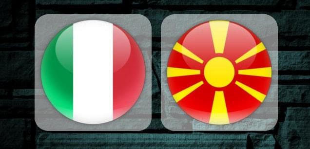 İtalya Makedonya Maçı Canlı izle 6 Ekim 2017