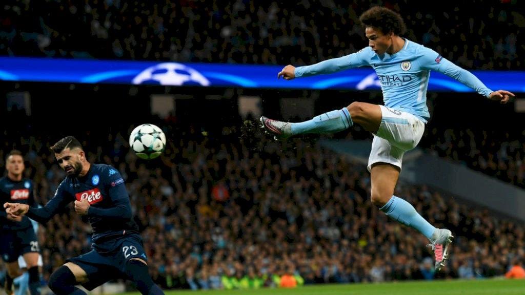 Napoli Manchester City Maçı