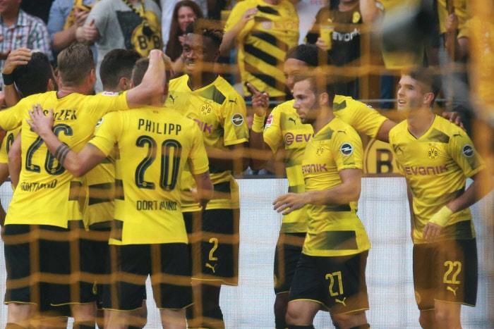 Nicosia Borussia Dortmund Maçı Canlı İzle 17 Ekim 2017