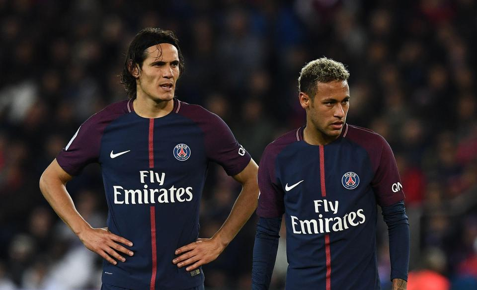 Paris Saint Germain Anderlecht Maçı