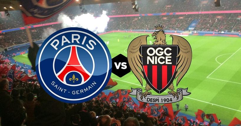 Paris Saint Germain Nice Maçı