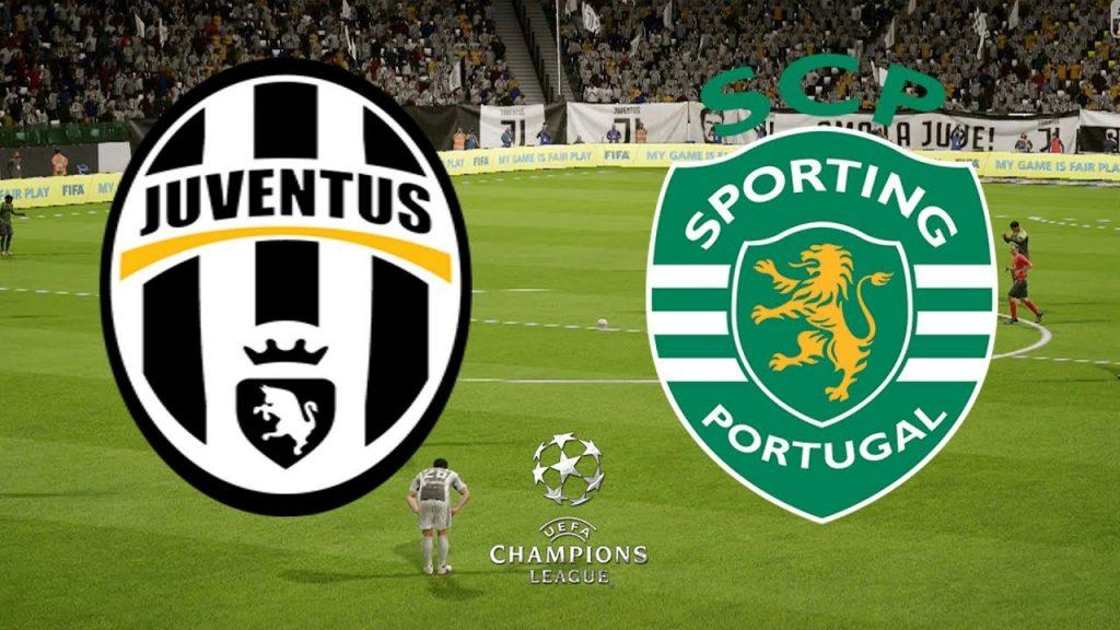 Sporting Lisbon Juventus Maçı