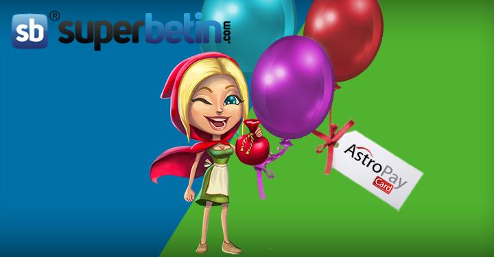 Superbetin Astropay