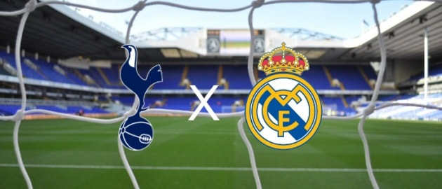 Tottenham Real Madrid Maçı