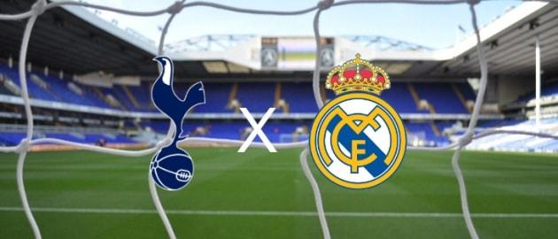 Tottenham Real Madrid Maçı