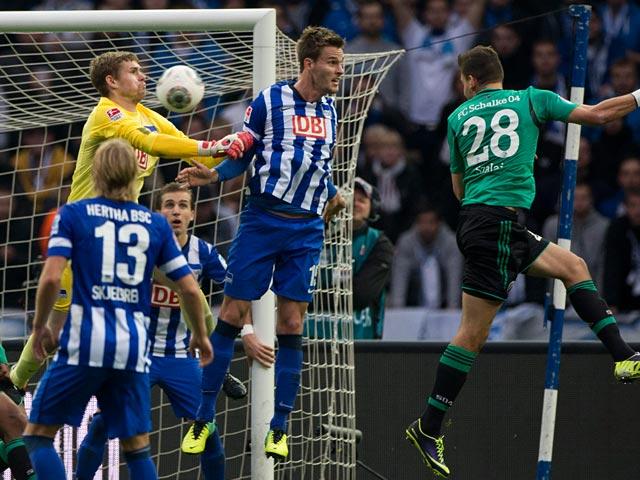 Herta Berlin Schalke 04 Maçı Canlı İzle