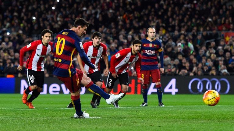 Athletic Bilbao Barcelona Maçı