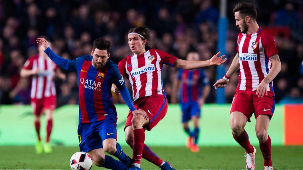 Atletico Madrid Barcelona Maçı Canlı İzle 14 Ekim 2017