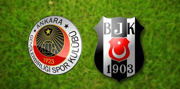 Gençlerbirliği Beşiktaş Maçı Canlı İzle 13 Ekim 2017