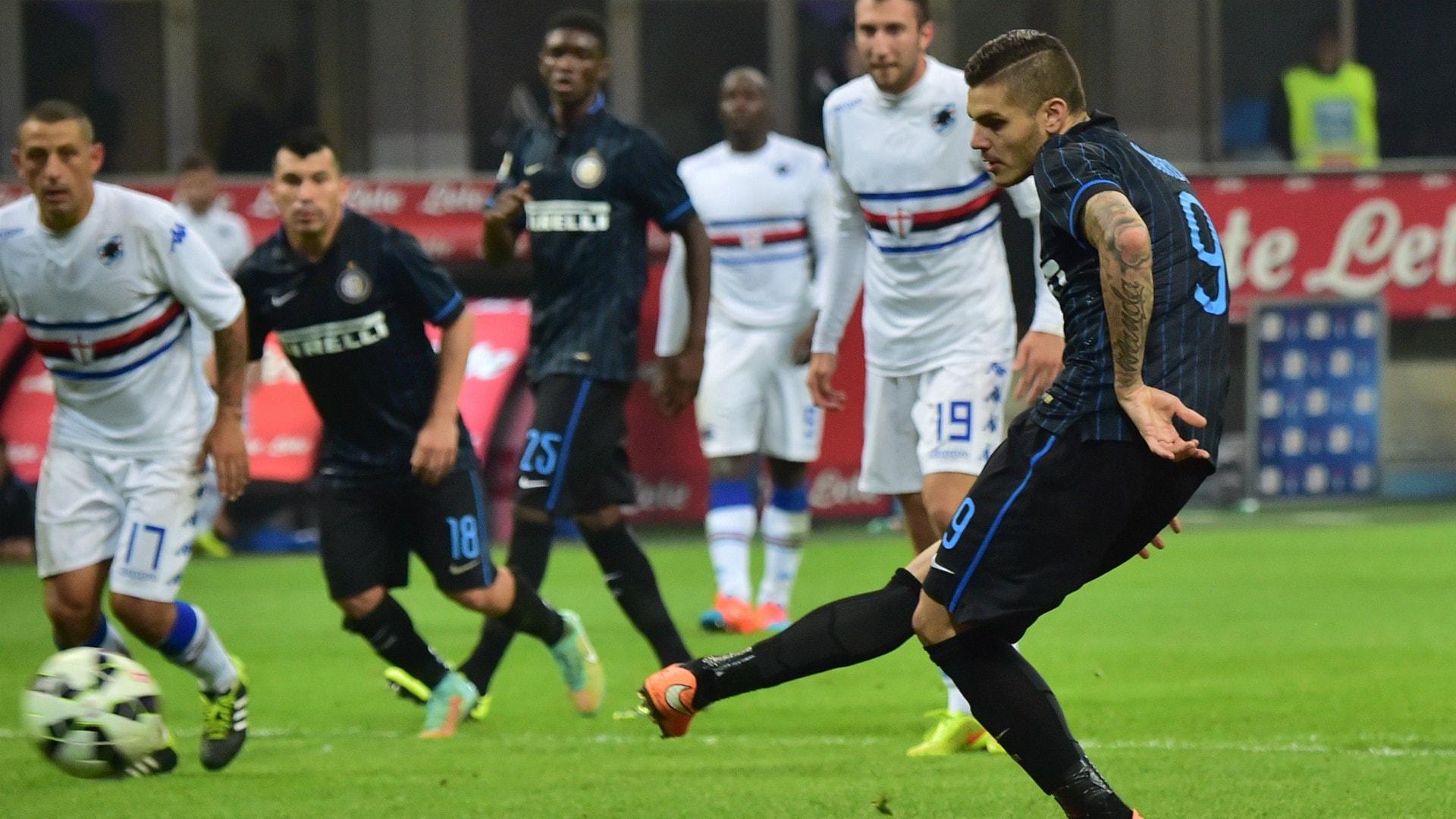 İnter Sampdoria Maçı