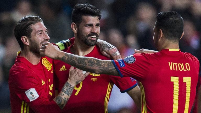 İsrail İspanya Maçı
