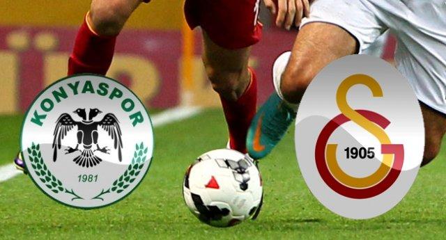 Konyaspor Galatasaray Maçı Canlı İzle 14 Ekim 2017