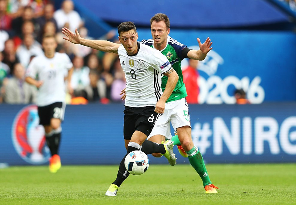 Kuzey İrlanda Almanya Maçı