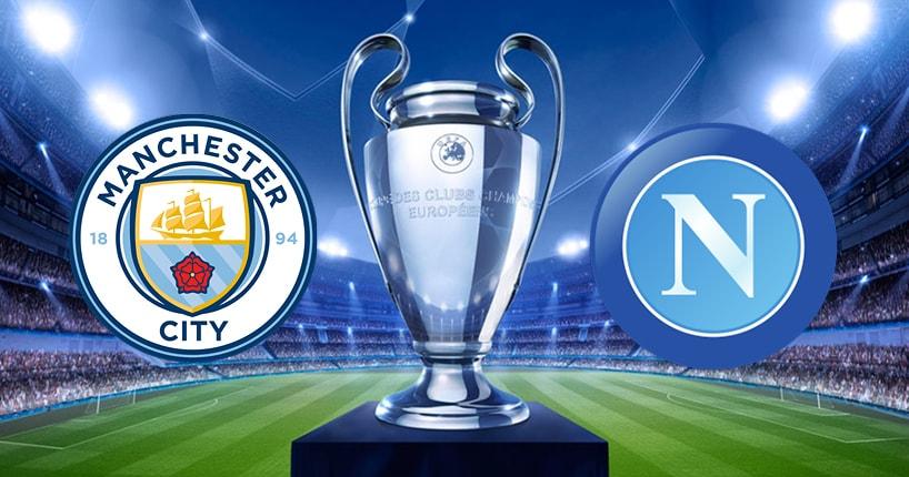 Manchester City Napoli Maçı Canlı İzle 17 Ekim 2017