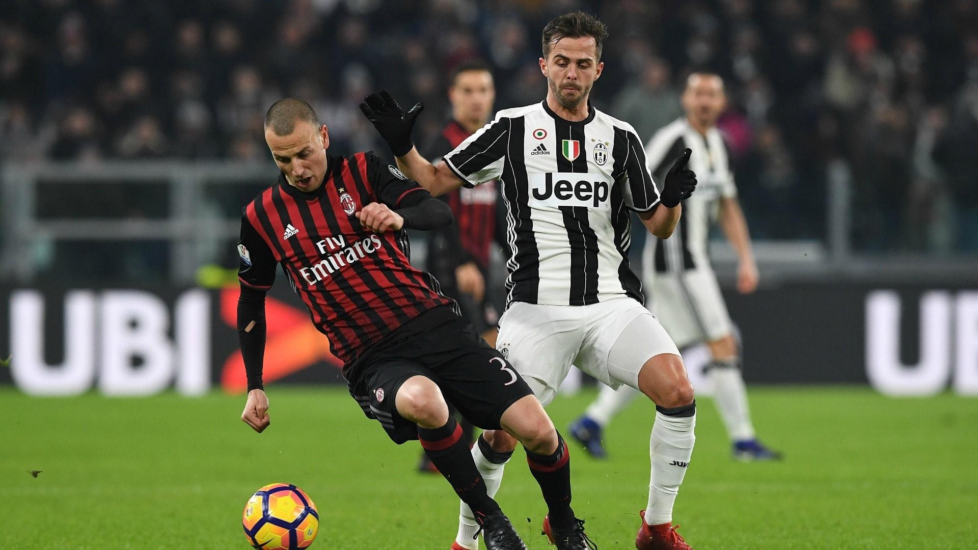 Milan Juventus Maçı
