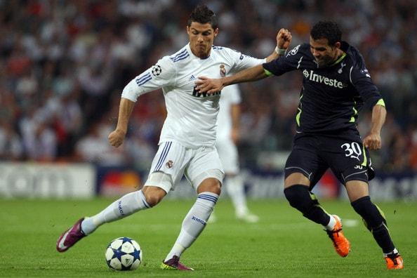 Real Madrid Tottenham Maçı Canlı İzle 17 Ekim 2017
